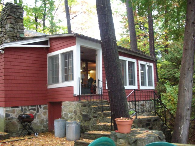 Lake George Seasonal Vacation Rental: Echo
