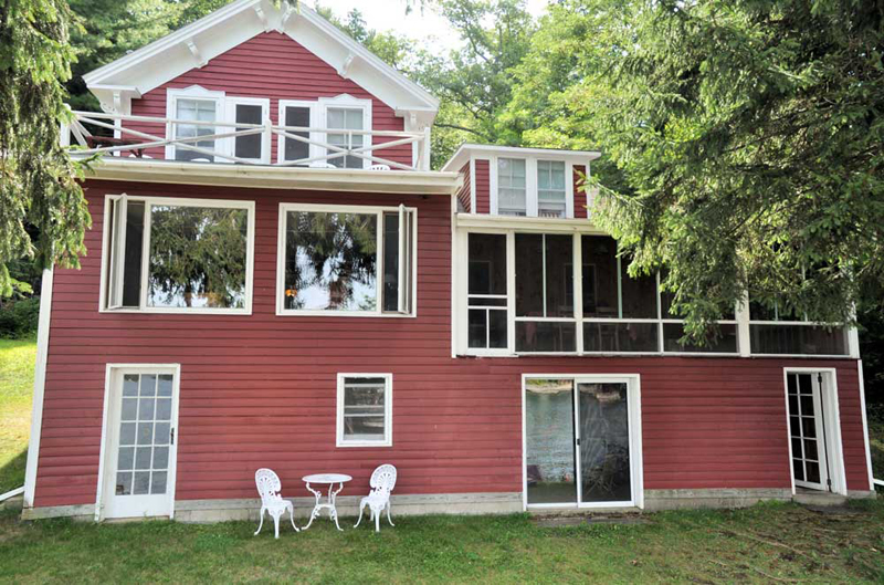 Lake George Vacation Rental Plum Point