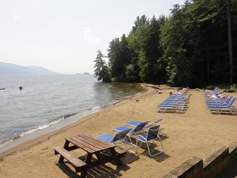 Beach at Lagoon Manor