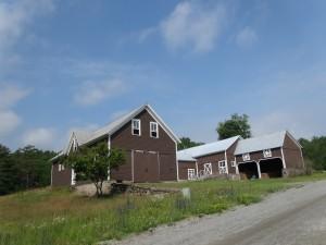 The Barn Lot at Bonnie Belle Farm