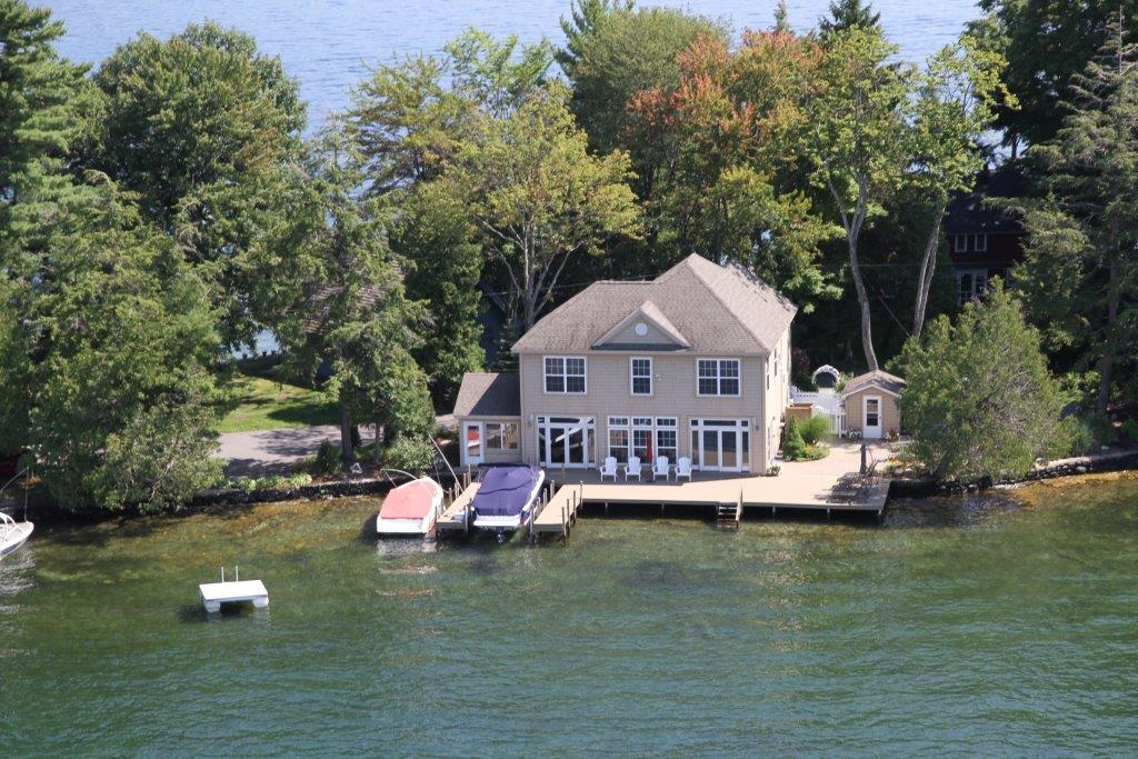 Lake George Vacation Rental Cotton Point B Property