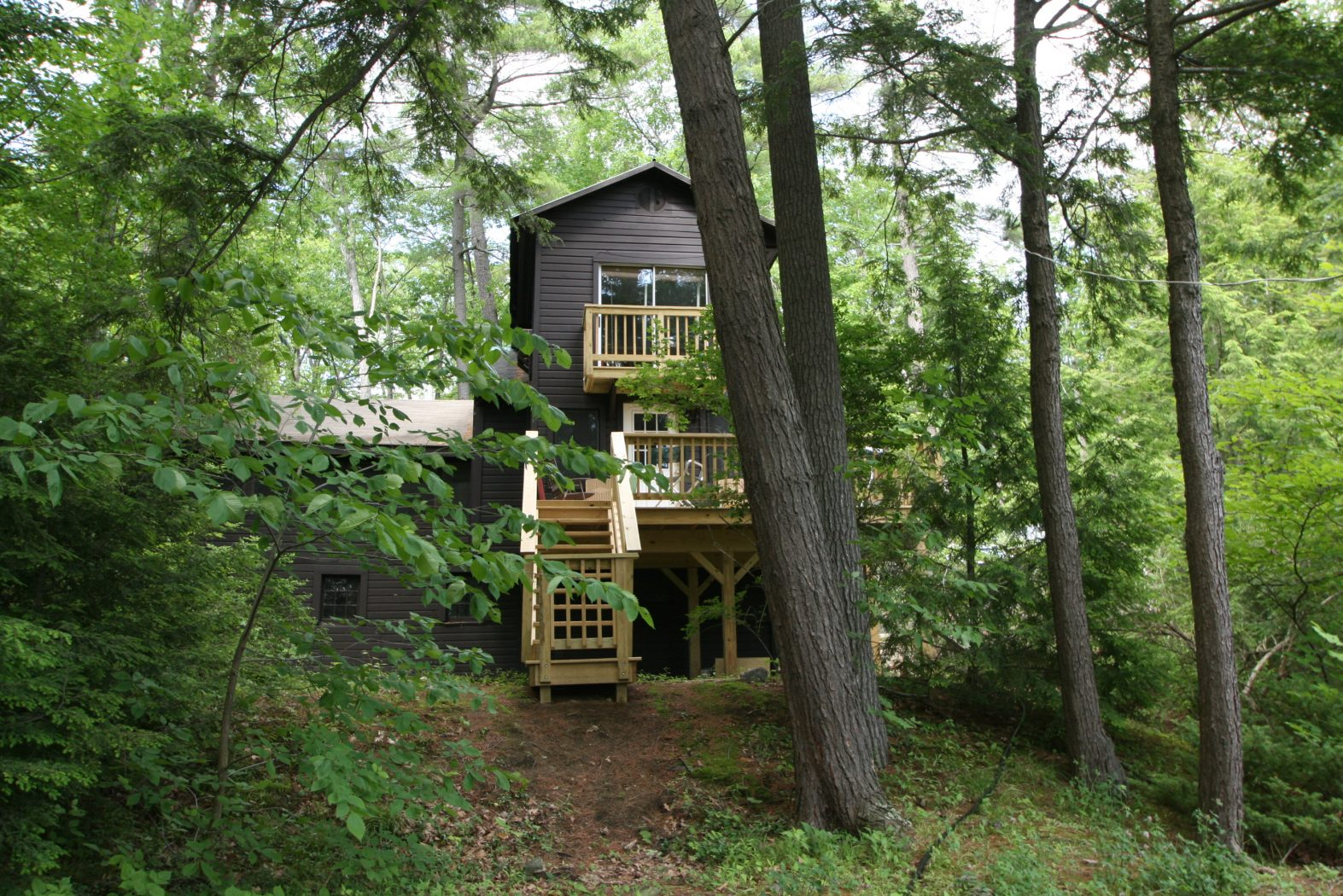 Lake george vacation rental echo bay h property listing for Echo lake cabin rentals