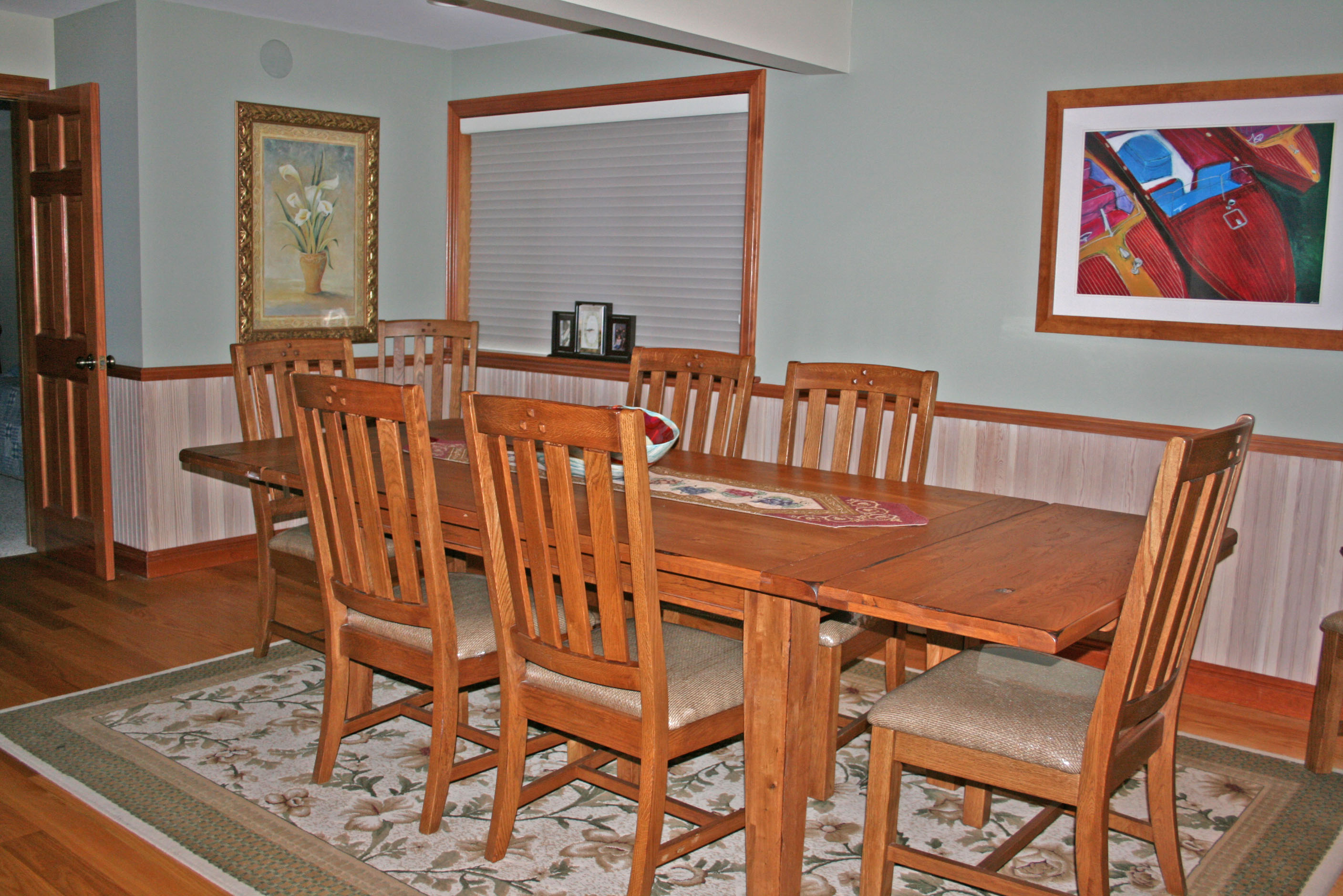 Lake george vacation rental pulver c for George v dining room