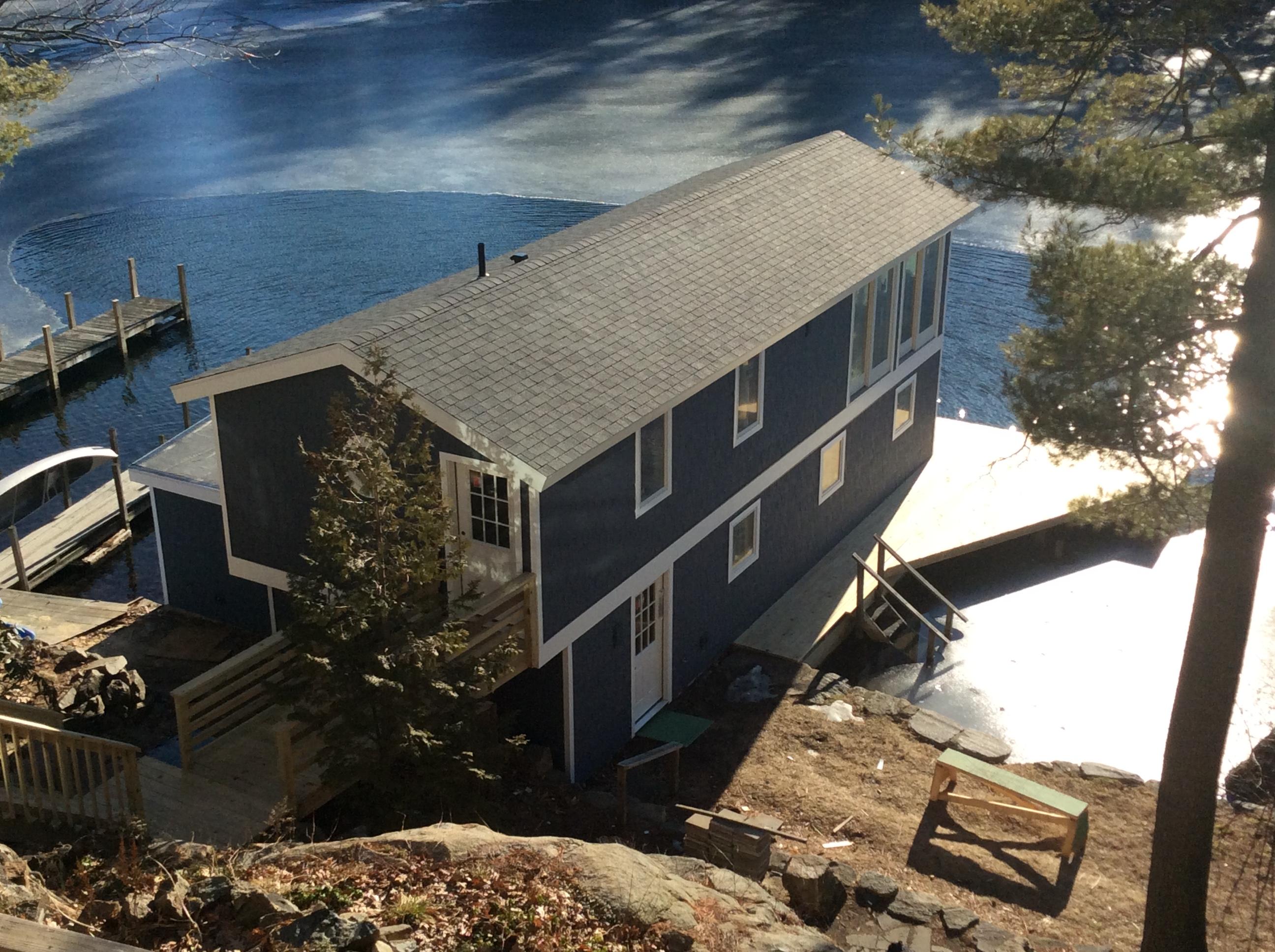 Lake george vacation rental echo o for Echo lake cabin rentals