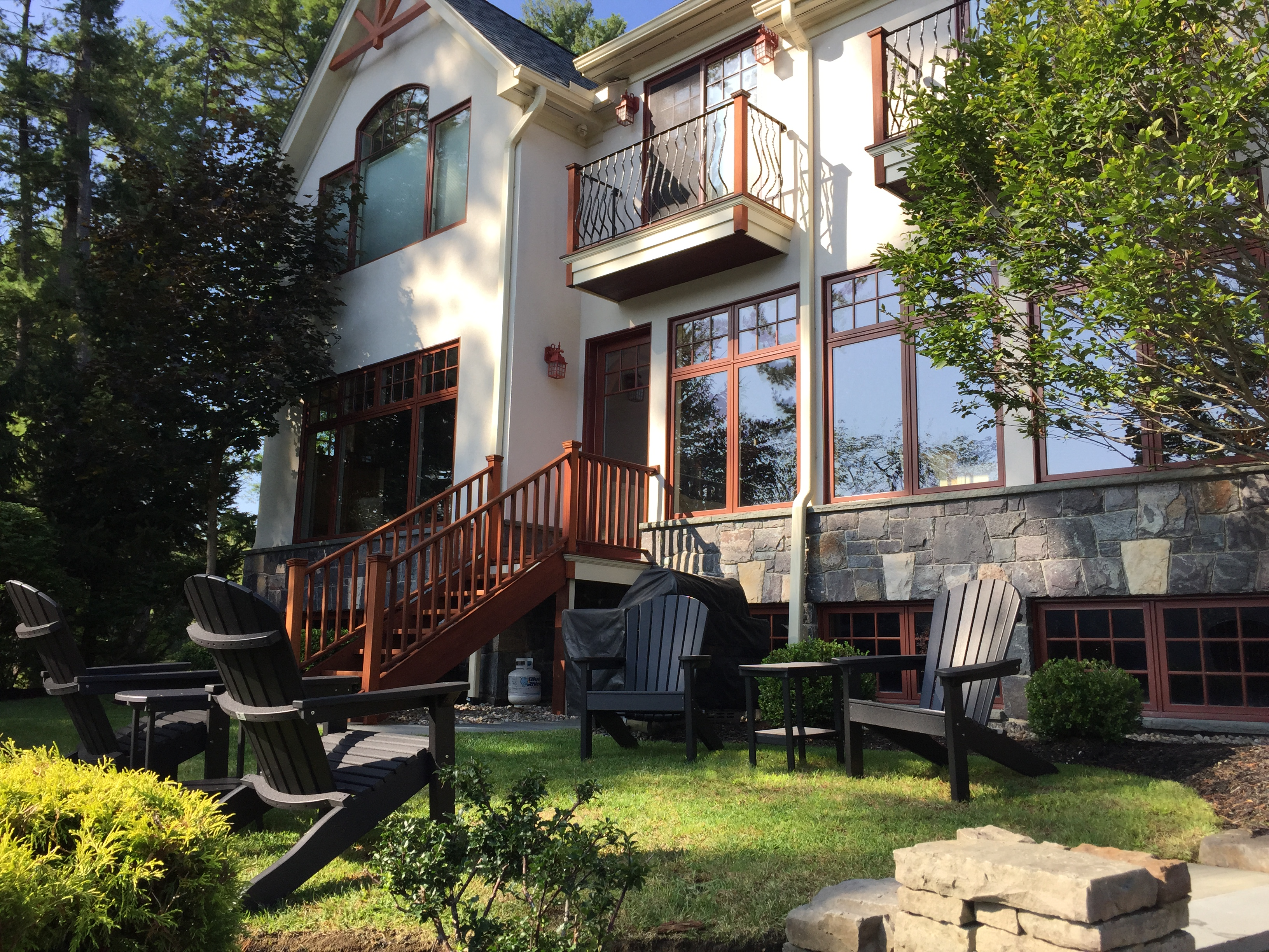 Lake George Vacation Rental Dunham S C