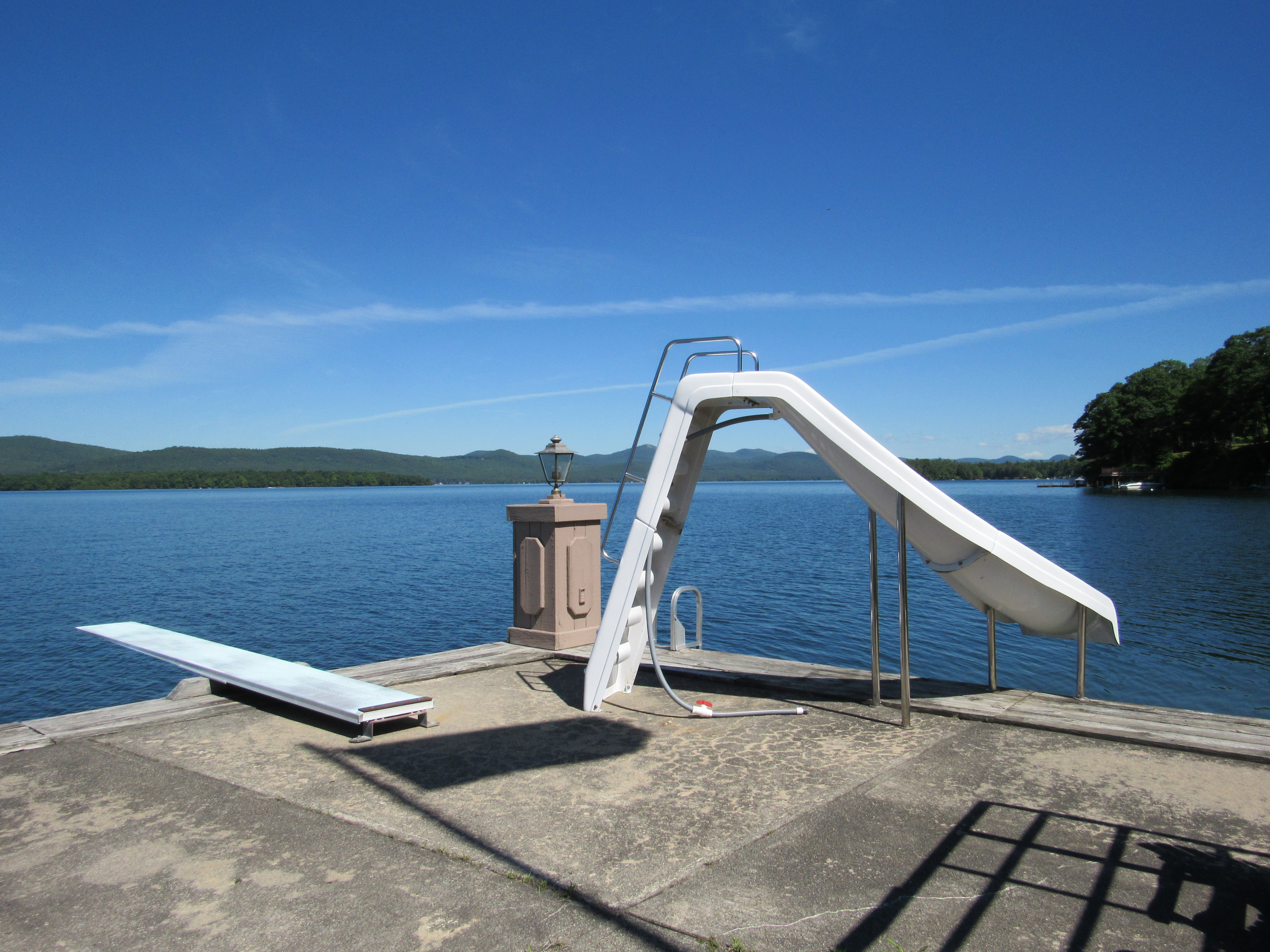 Lake George Vacation Rental Trout Pavilion