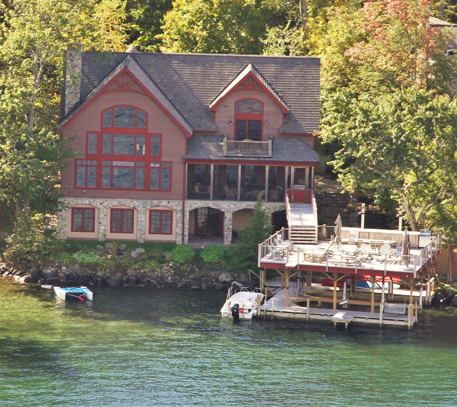 Lake george vacation rental camp andrews s property for Lakeview cabin download