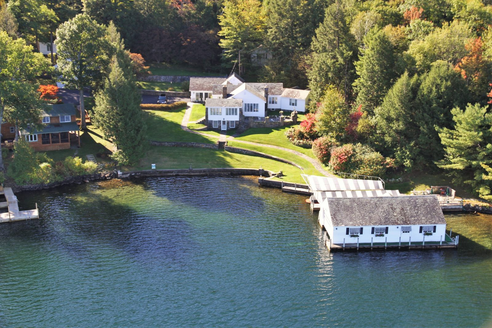 Lake George Vacation Rental Crooked Tree