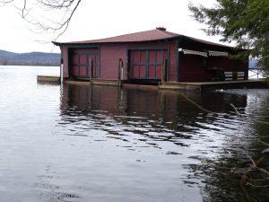 Pagoda 2 slip boat house