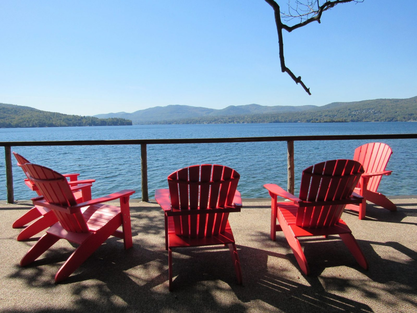 Lake George Vacation Rental Assembly Point G